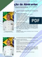 Promoção de Almirantes - Março de 2010
