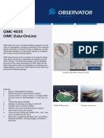 OMC DOL Datasheet