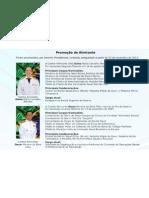 Promoção de Almirantes - Novembro de  2012