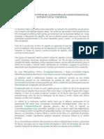 Actividades Productivas de La Industria de Confecciones en El Entorno Local y Regional