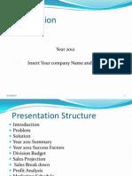 Business Plan(2012) Sample