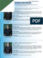 Promoção de Almirantes - Julho de 2009
