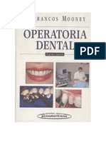 libro operatoria dental integracion clinica de barrancos mooney