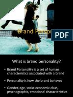 Brand Personality Final