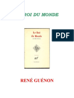 19145150 Rene GuenonLe Roi Du Monde