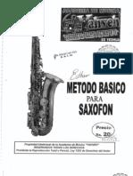 Método Básico para Saxofon