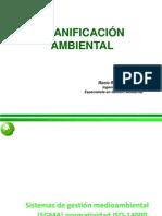 MODULO PLANIFICACIÓN AMBIENTAL