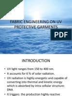 Fabric Engineering on Uv Protective Garments