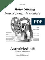 Montagem Simples Motor Stirling