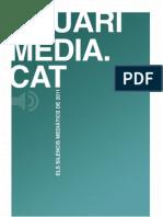 Anuari mediacat 2012