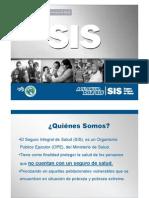 EXPOSICION - Cobertura SIS Gratuito Independiente Empresas MEF