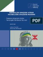 Asawaliw Amazigh Atrar - Vocabulaire Amazighe Moderne