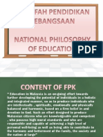 Concept and Elements in FPK