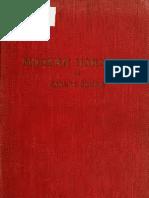 A Simple Method of Modern Harmony (1906)