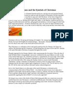 History of Christmas and the Symbols of Christmas