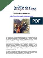 SAN ENRIQUE DE OSSÓ | ALIANZA DE AMOR