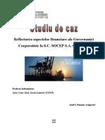 Reflectarea aspectelor financiare ale Guvernantei Corporatiste la Socep.docx