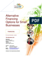Alternative Financing Options for Small Businesses