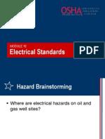 Elec Standards