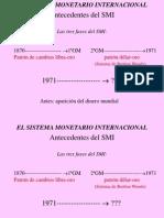 El Sistema Monetario Internacional