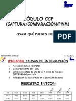 MÓDULO CCP CAPTURACOMPARACIÓNPWM