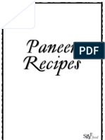 My Kitchen - Cheese Paneer