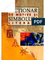 37943198 Dictionar de Motive Si Simboluri Literare