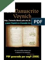 El Manuscrito Voynich Completo - Fotografias Del Original (by Ang9)