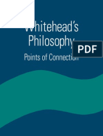 0791461378 - - Whitehead's Philosophy~ Points of Connection - State University of New York Press.pdf