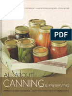 58506532 All About Canning and Preserving
