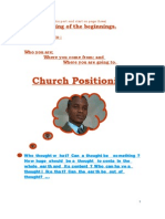 Church Position
