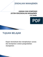 spm komponen