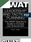 Swat Leadership and Tactical Planning_ T - Tony L. Jones