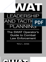 Swat Leadership and Tactical Planning_ T - Tony L. Jones