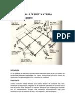 DISEÑO DE MALLAS A TIERRA