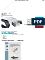 Technical Handbook - Siemens Industry - PDF Catalogue _ Technical Documentation _ Brochure