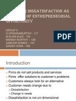 Group 2_Customer Dissatisfaction