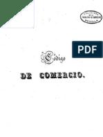 2.Codigo de Comercio 1829