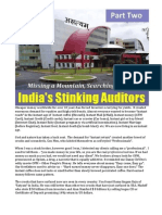 India's Stinking Auditors - Satyam Scandal - Part Two