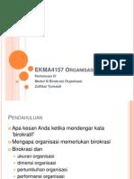 EKMA4157 Organisasi Pertemuan IV