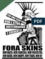 Por que somos contra a união de punks com skinheads2 - atualizado