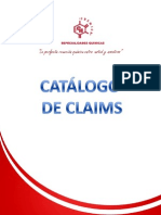 Catalogo de Claims