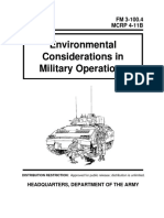 us army environment inoperations