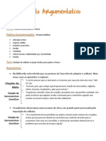 Texto Argumentativo Modificado