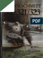 German 1936-1945 Luftwaffe Glider Messerschmitt-me321 & Me323