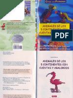 Abalorios (Animales de Los 5 Continentes Con Cuentas y Abalorios (Ingrid Moras)