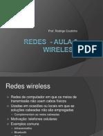 Redes - Aula 6 - (Wireless)