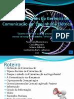 Apresentação da Aula - Gerência de Comunicação_4ª Revisão