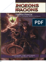 Arcane Power D&D 4.0 [Inglês]