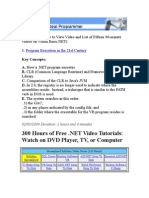 Modern Software Video 1 Program Execution